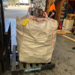 Ironbark firewood 1 tonne bag